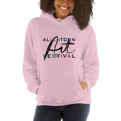 Unisex Hoodie with Logo