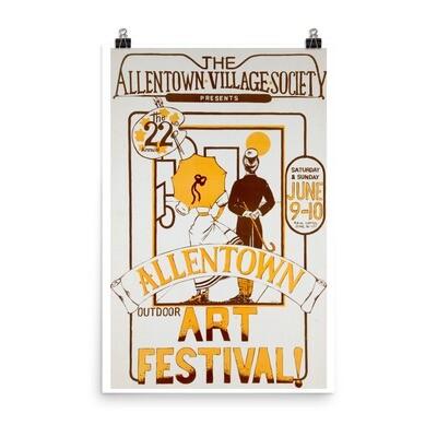 22nd Allentown Art Festival