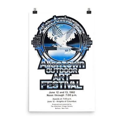 25th Allentown Art Festival