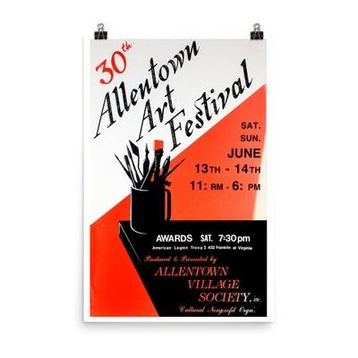 30th Allentown Art Festival