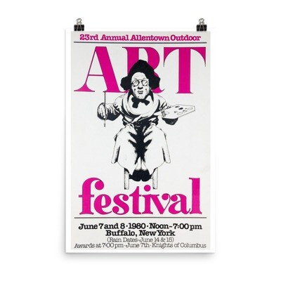 23rd Allentown Art Festival