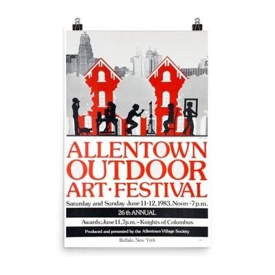 26th Allentown Art Festival