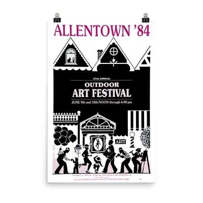 27th Allentown Art Festival