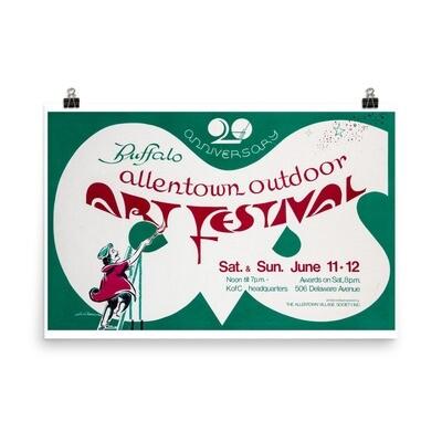 20th Allentown Art Festival