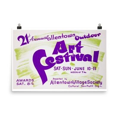 21st Allentown Art Festival