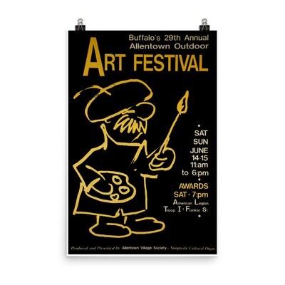 29th Allentown Art Festival