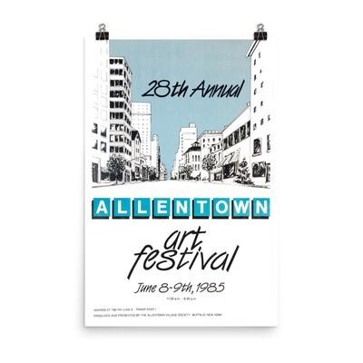28th Allentown Art Festival