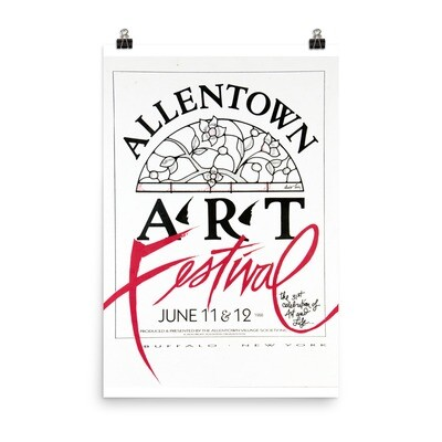 31st Allentown Art Festival