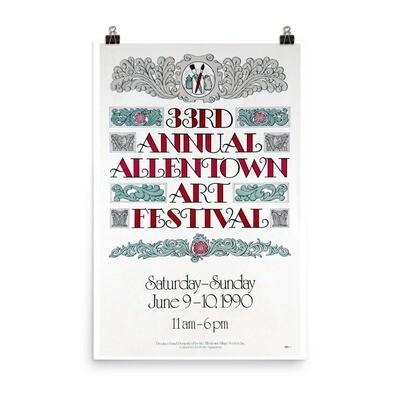 33rd Allentown Art Festival