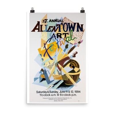 37th Allentown Art Festival