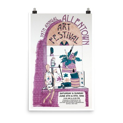 39th Allentown Art Festival