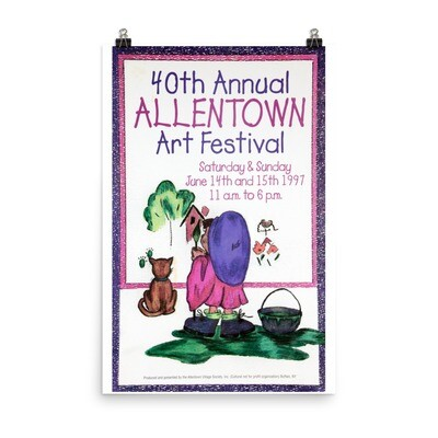 40th Allentown Art Festival