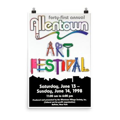 41st Allentown Art Festival