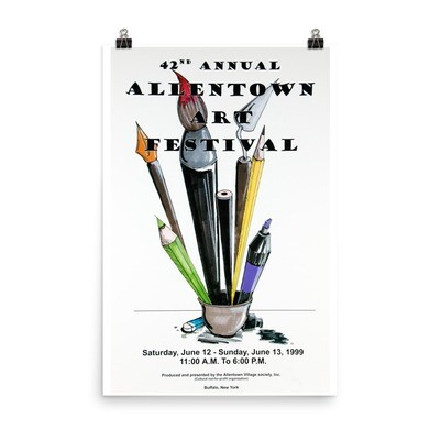 42nd Allentown Art Festival