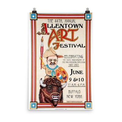 44th Allentown Art Festival