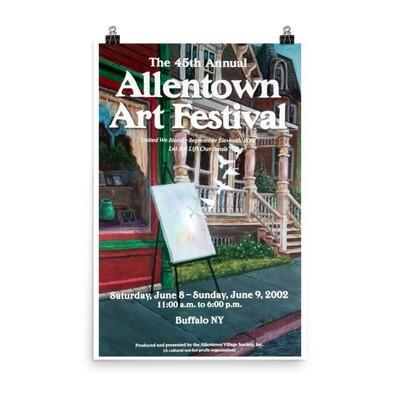 45th Allentown Art Festival