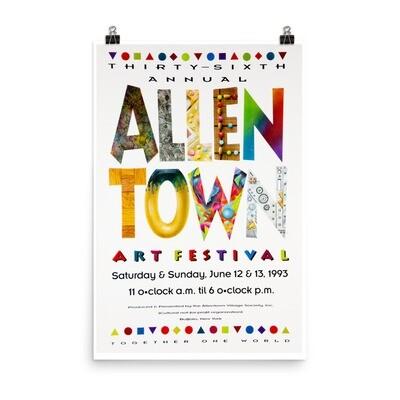 36th Allentown Art Festival
