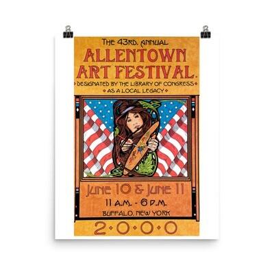 43rd Allentown Art Festival
