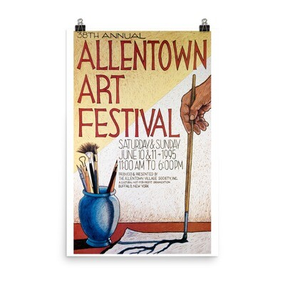 38th Allentown Art Festival
