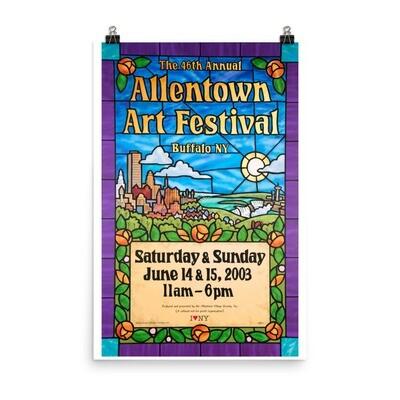 46th Allentown Art Festival