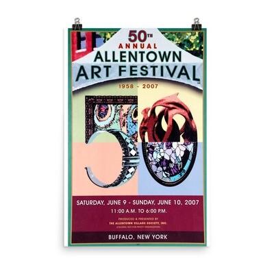 50th Allentown Art Festival