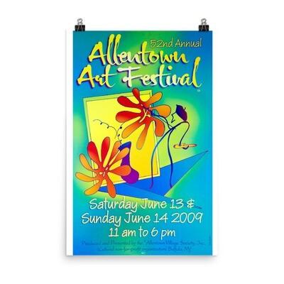 52nd Allentown Art Festival