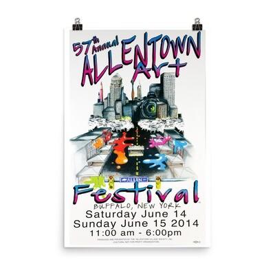 57th Allentown Art Festival
