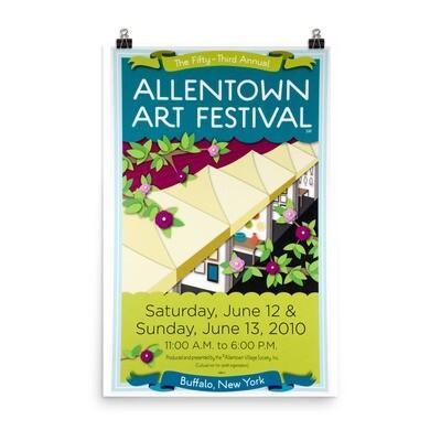 53rd Allentown Art Festival