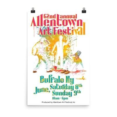 62nd Allentown Art Festival