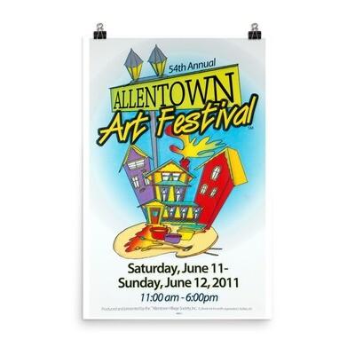 54th Allentown Art Festival