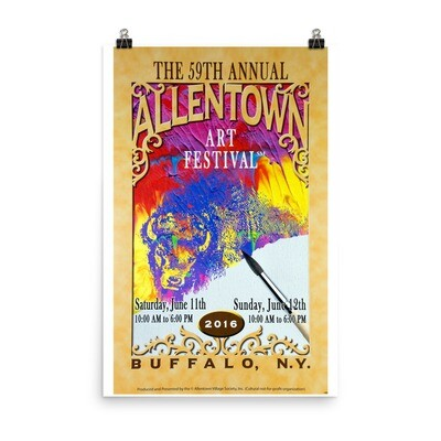 59th Allentown Art Festival