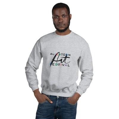 Allentown Art Festival Logo - Unisex Sweatshirt