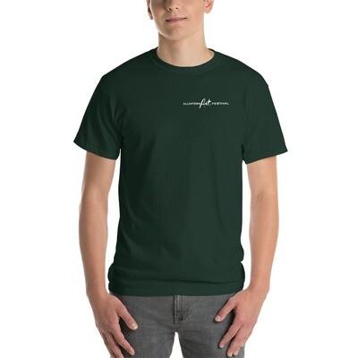 58th Allentown Art Festival Front / Back - Short Sleeve T-Shirt