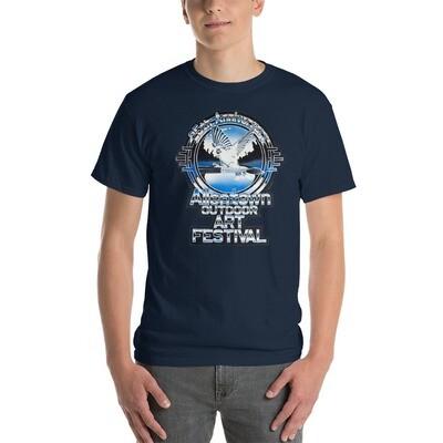 25th Allentown Art Festival - Short Sleeve T-Shirt
