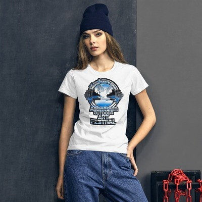 25th Allentown Arts Festival - Women's short sleeve t-shirt