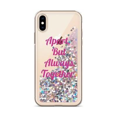 2020 Liquid Glitter Phone Case