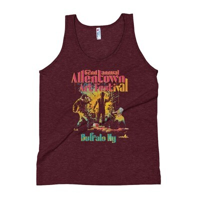62nd 1st Place Unisex Tank Top