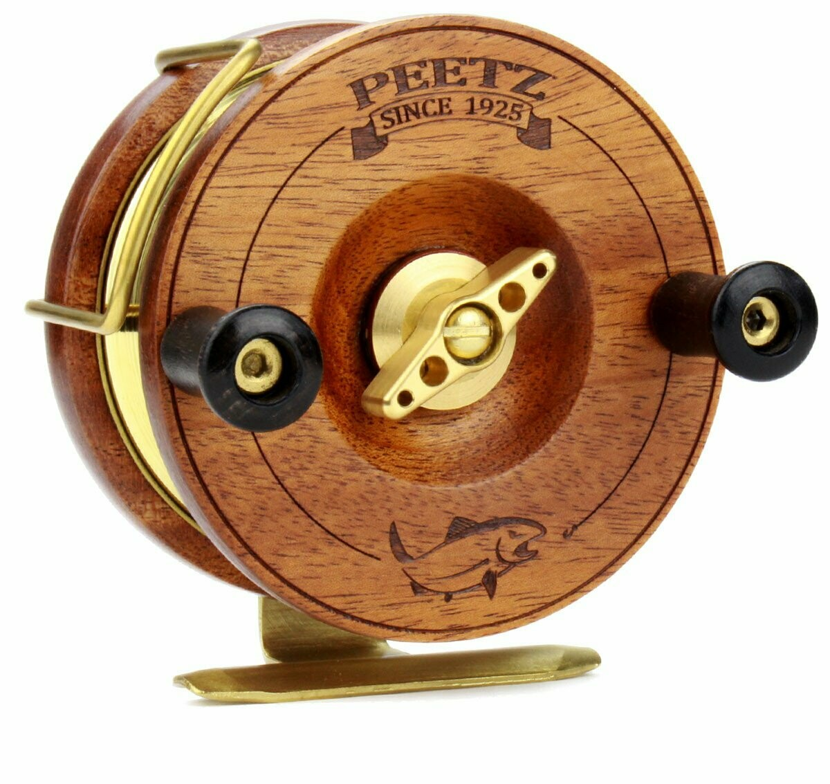 5-Inch Evolution Fishing Reel