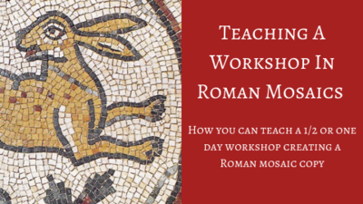 Teaching Roman Mosaic - Schools Pack 1