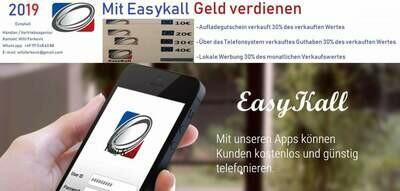 EasyKall Voucher 30 €