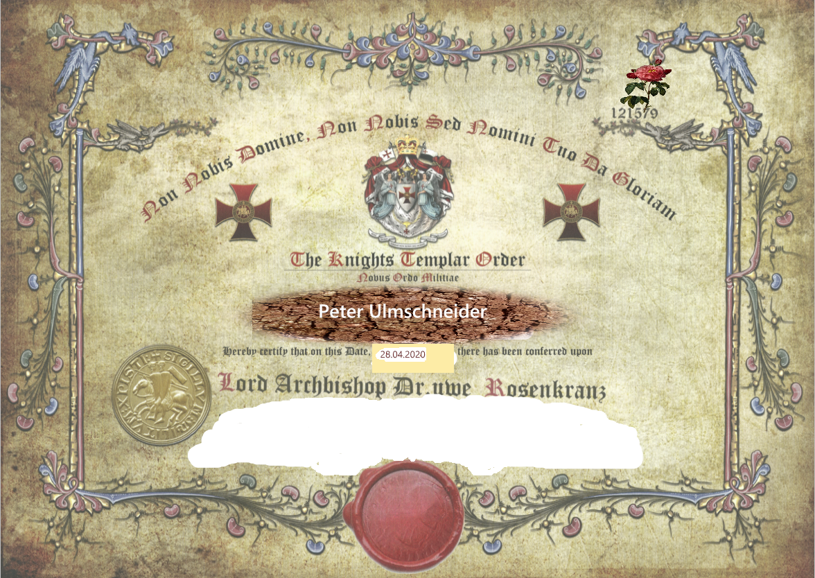 Ablaß-Zertifikat