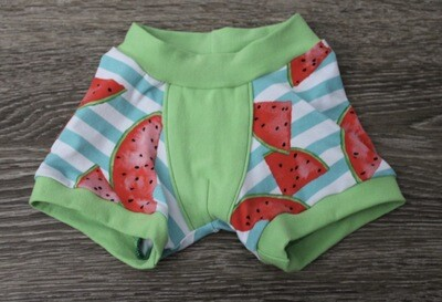 Size 4 Boy's Boxers - Watermelons