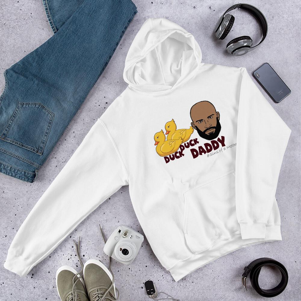 Duck Duck Daddy Unisex Hoodie