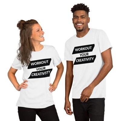 Workout Short-Sleeve Unisex T-Shirt