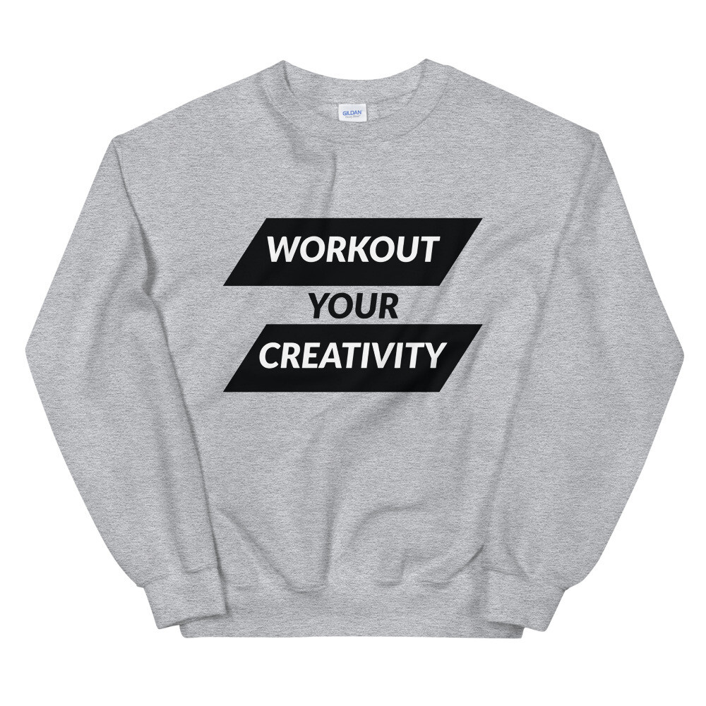 Workout Unisex Sweatshirt