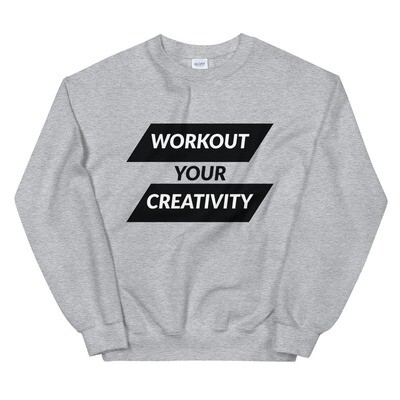 Workout Unisex Sweatshirt