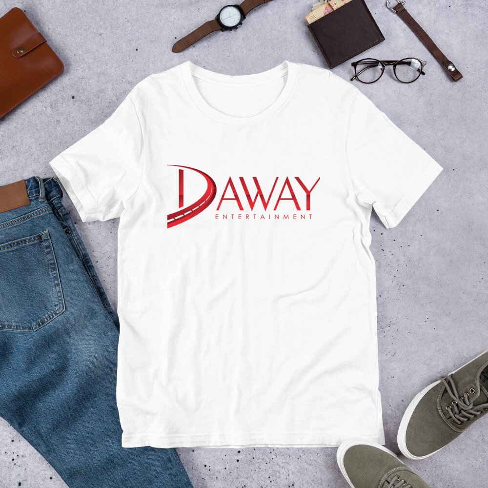 DAWAY RED Short-Sleeve Unisex T-Shirt