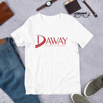 DAWAY RED Short-Sleeve Unisex T-Shirt