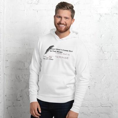 The Rinse Unisex hoodie