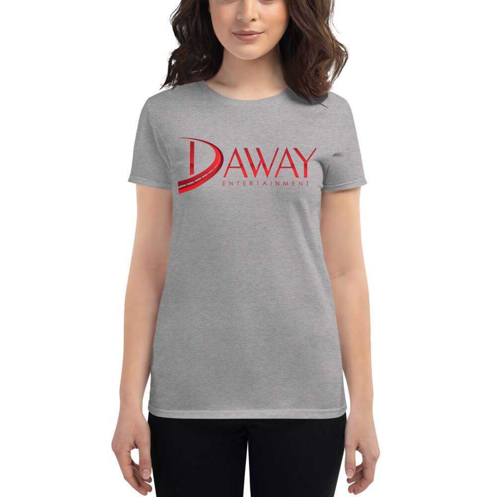DAWAY Women's short sleeve t-shirt